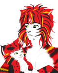 Macavity n' Son by Vemela