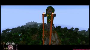 Temple of Doom by MisterTrioxin