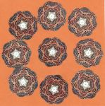 Ground Breakers Ruthie Mandala Of Mandalas by crazyruthie