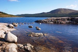 Loch Doon by scotto