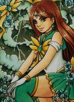 C: ACEO #67: Sailor Aquila by Toto-the-cat