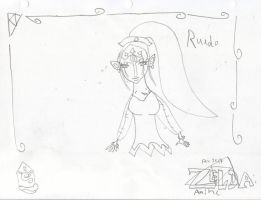 Project Zelda: Anime catch eye #2  [Ruedo] by Steamland