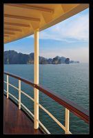 Halong Bay - Emeraude by lux69aeterna