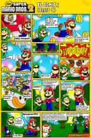 New Super Mario Bros. 2 El Comic (Parte 1) by SuperLakitu
