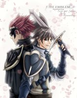 (AT) Fire Emblem: Inigo and Jerome by Sylvaerian