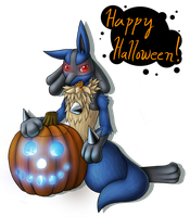 Happy Halloween 2012 by BoltFraction