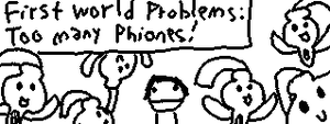 Miiverse Post #51 - Why are they so common? by AsparagusEdu