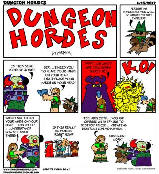 Dungeon Hordes #2012 by Dungeonhordes