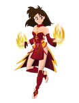Hart as Lina by TokyoHart