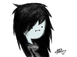 Marceline #2 by meconate