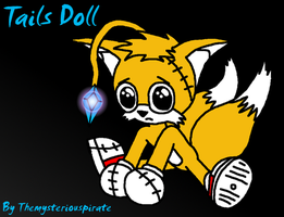Cute Tails Doll by Themysteriouspirate