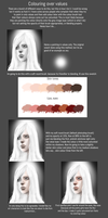 colouring values by vegarBlack