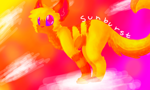 Sunbursted by LightAndLaughter