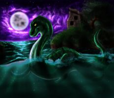 Urceola Comm - Loch Ness by FloridianPirate