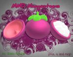[MMD] mangosteens+DL by Green-Fighter