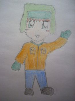 Chibi Kyle - DO.NOT.FAVE by Kyle-Lovers-Club