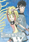 Iwahara's Dimension W: Kyoma and Mira by FelixToonimeFanX360