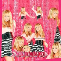 Blend Hannah Montana by MoonLightEditionss
