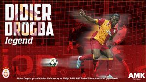 Didier Drogba Legend Goal from Real Madrid by AMKWorkshop