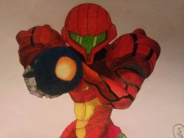 metroid prime by nadinebanana77