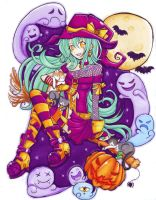 Witch by Namtia