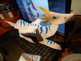 Duct Tape Dragon by Inudoragon23
