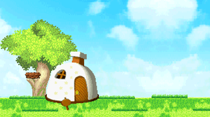 Kirby's House-remade by Deitz94
