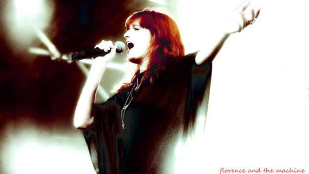 Florence and the Machine by laj07