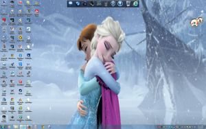 Frozen Desktop 4 by BigMac1212