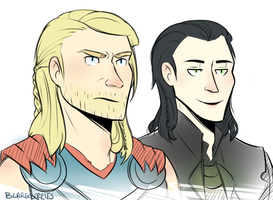 Thorloki Tdw 2 by blargberries