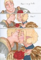 Lucian and Alistair by FairestEpona