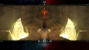 The Acts V Part III #10: Diablo the Prime Evil by Holyknight3000
