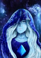 Blue Diamond by Omegium