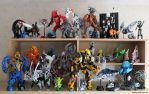 Bionicle MOCs - December 2012 by Rahiden