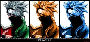 +kakashi love+ by ZeroSleep