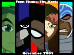 Teen Titans: The Movie teaser by scoobyqueen12