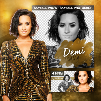 PNG PACK (188) Demi Lovato by DenizBas