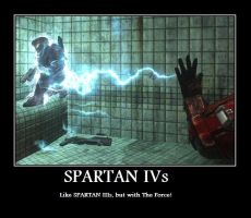 SPARTAN IV's Motivational by Hiro-Hex