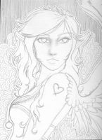 Angel-lines by VictoriaLPF