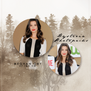 Photopack 584 // Meghan Ory by HysteriaPhotopacks