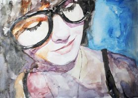Girls in Glasses 2 by StefanRess