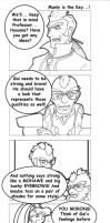 GGG 4Koma - 2 - Manly is the Key... by GuyverC