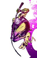 Donatello Colors by ComicMunky
