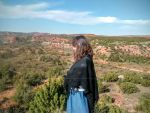 Caprock Canyons Contemplation by solarasolstice