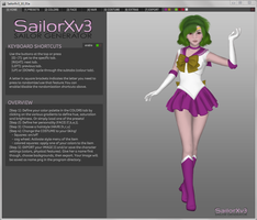 SailorXv3.10.01 - LAUNCHED by SailorXv3