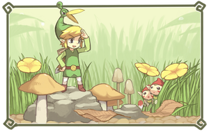 minish cap by KIRU75