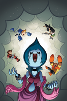 Bravest Warriors #4 by tysonhesse