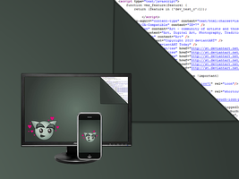 fella love-code wallpapers by stuck-in-suburbia