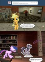 What Happened to That Cardboard Cutout? by GeronKizan