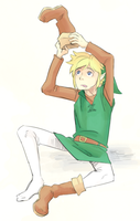 looking for rupees by amberunikoresu